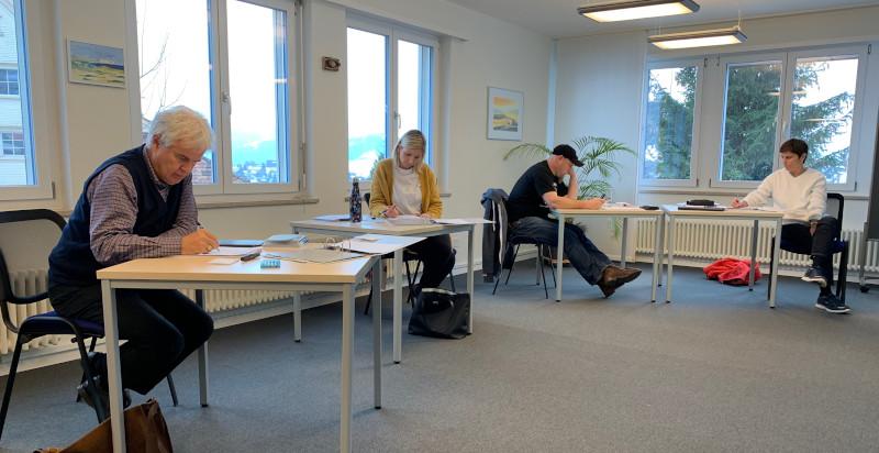 Start der IMO Lern- & Erfahrungswerkstatt 2019